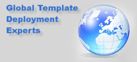 SAP Global Template Deployment